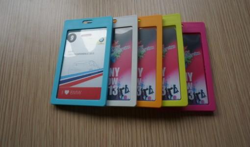 dây đeo thẻ cao cấp -bao thẻ nhân viên- thẻ nhân viên video