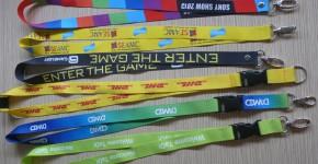 Dây đeo thẻ 2cm cao cấp in nhiệt văn phòng hội nghị hội thảo event triễn lãm