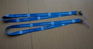 dây đeo thẻ màu xanh dương nam á bank