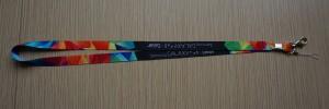 dây đeo thẻ ABBOTT ,SAM SUNG cao cấp in nhiệt nhiều màu event hội nghị cao cấp