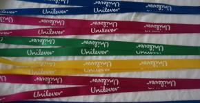 dây đeo thẻ nhà máy sản xuất unilever , dây đeo thẻ in lụa 1.5cm