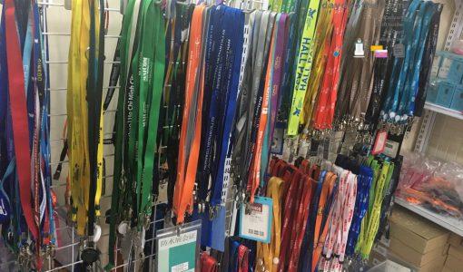 dây đeo thẻ đẹp nhân viên hội nghị sự kiện triễn lãm
